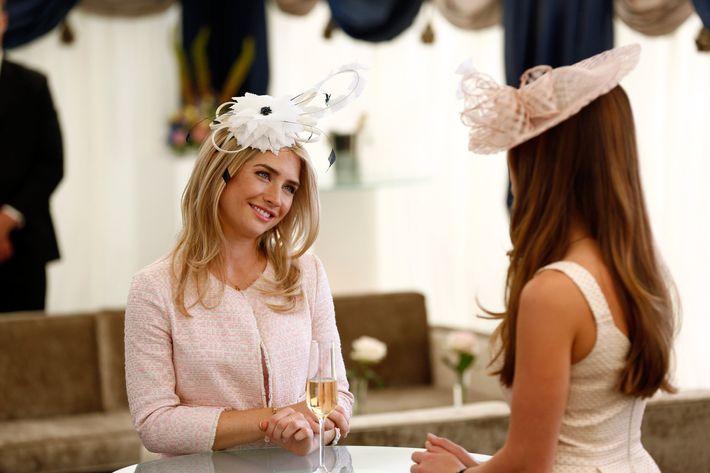 A still from dubiously royal show, <em>The Royals</em>.