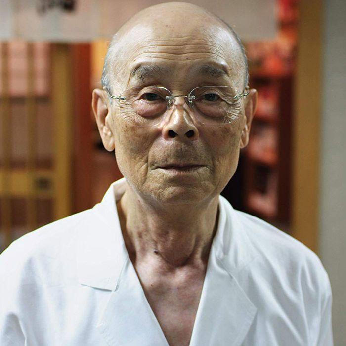 Former Michelin-star chef Jiro Ono.