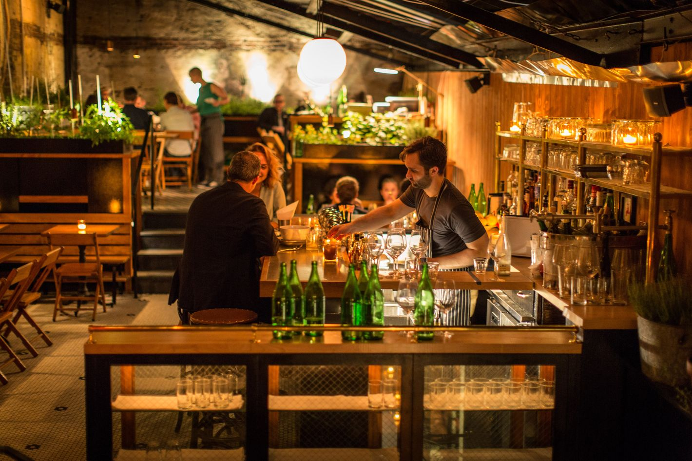 Situational Dining: Where to Eat and Drink Outdoors in New York This ...