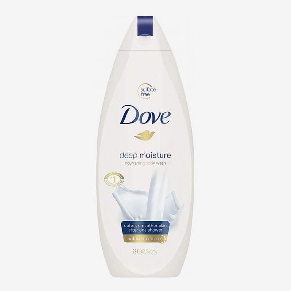 Dove Body Wash, Deep Moisture