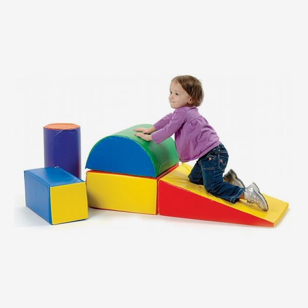 Soft Play Set For Babies Toddlers Soft Play Equipment Slide Ramp Climbing