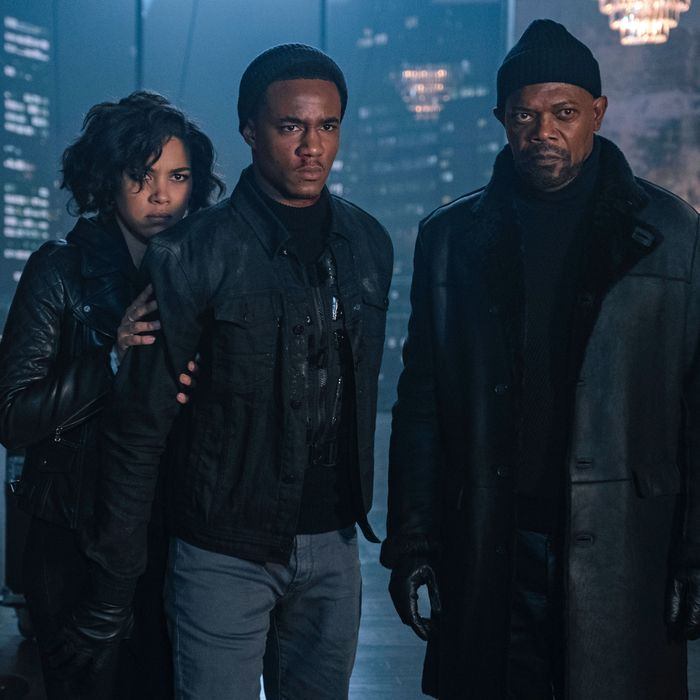 Shaft' 2019 Review: A Lame, Mismatched Buddy Action Comedy