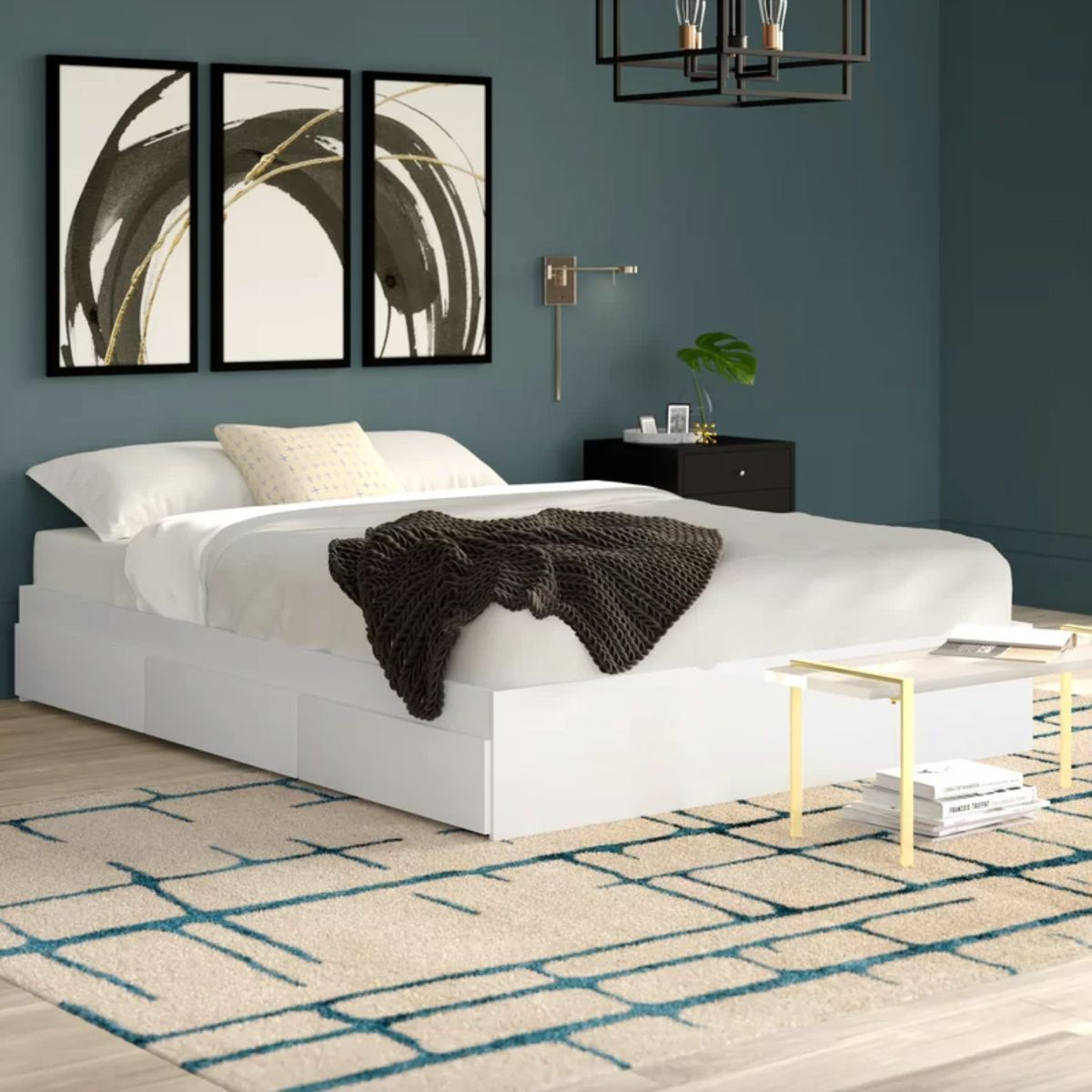 9 Best Modern Platform Beds With Storage 2020 The Strategist New York Magazine