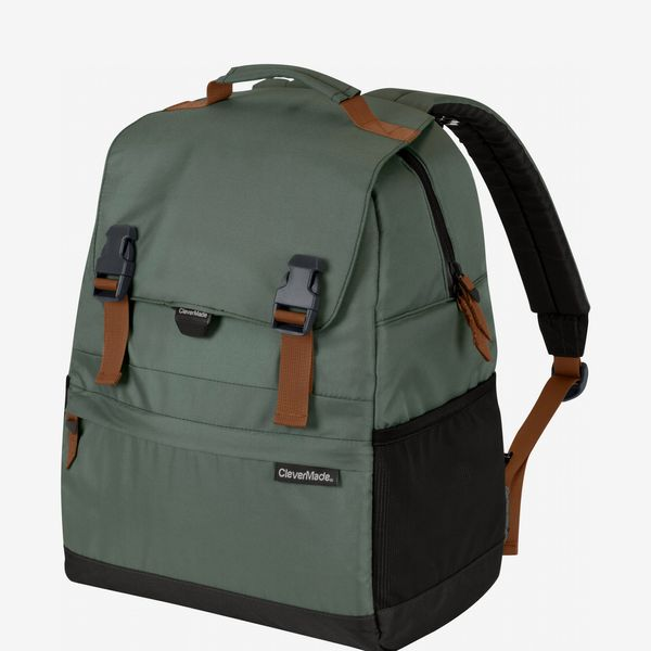 CleverMade Insulated Backpack Cooler Bag