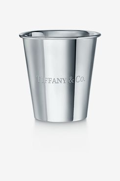 Tiffany & Co Sterling Silver Paper Cup