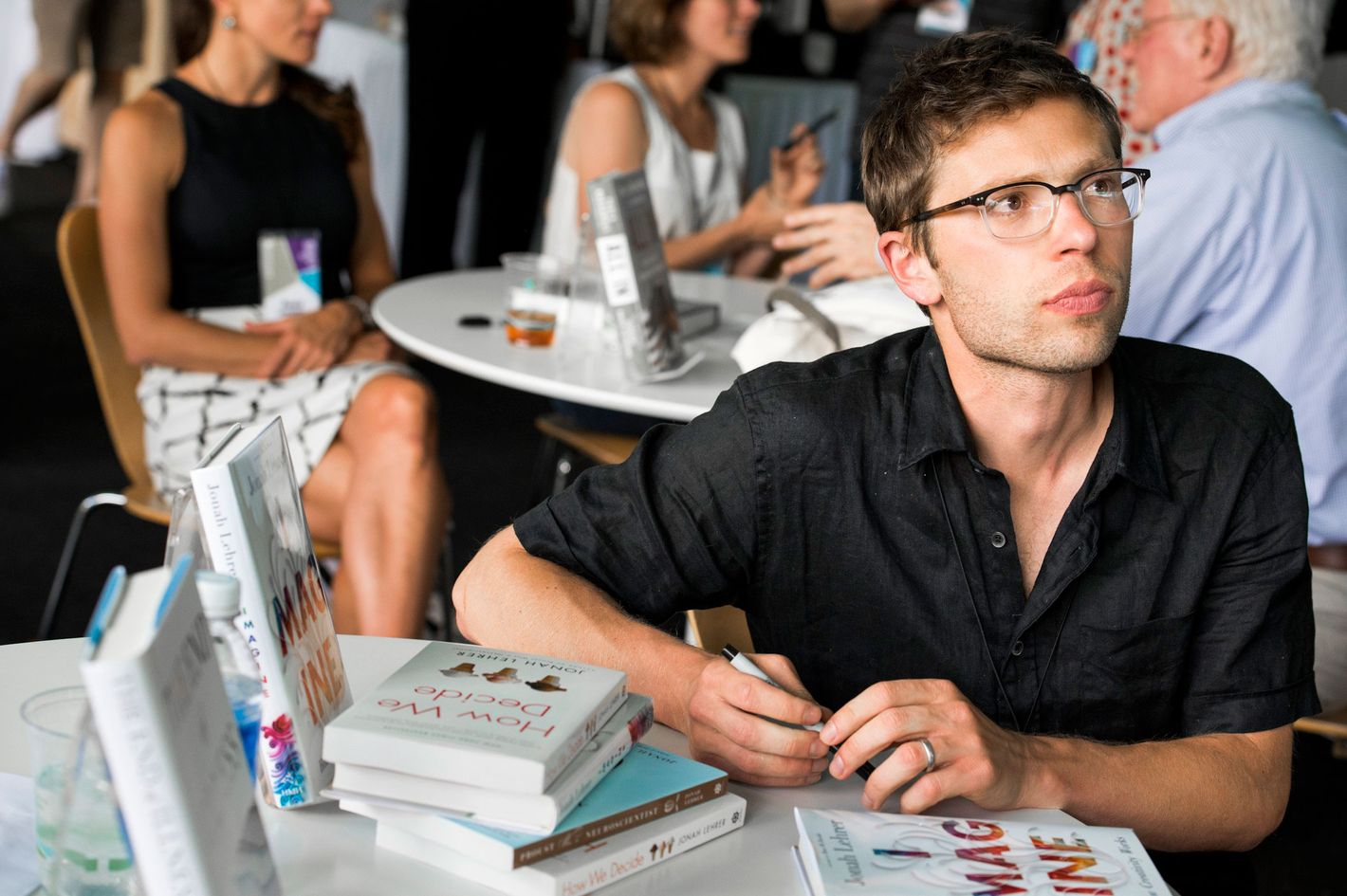 Examples of Jonah Lehrer\'s Deception Keep Coming