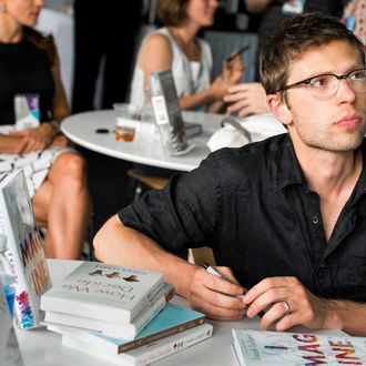 Jonah Lehrer\'s \'Book About Love\' Is About His Lying