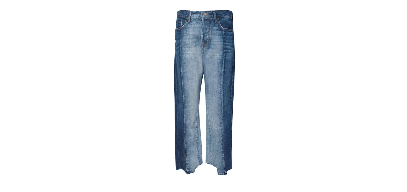LeBoyfriend Mix Jeans