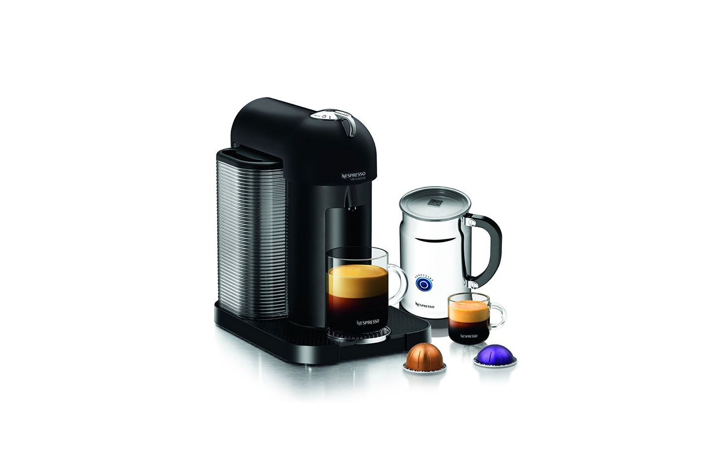 Best Combination Machine Nespresso VertuoLine