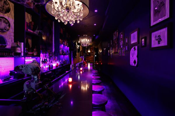Inside Beetle House, the New Tim Burton–Themed Bar