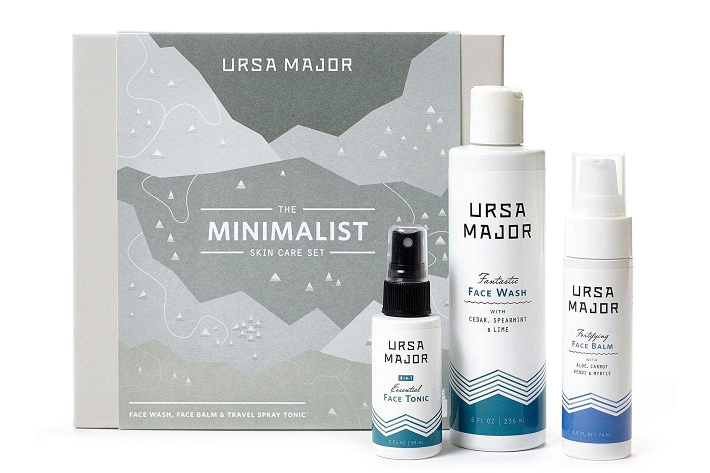 Ursa Major the Minimalist Skin Care Set