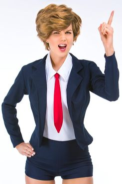 Donna T. Rumpshaker costume.