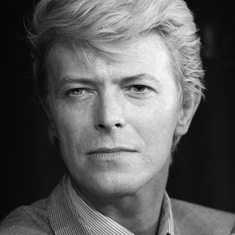 A portrait taken on May 13, 1983 shows B