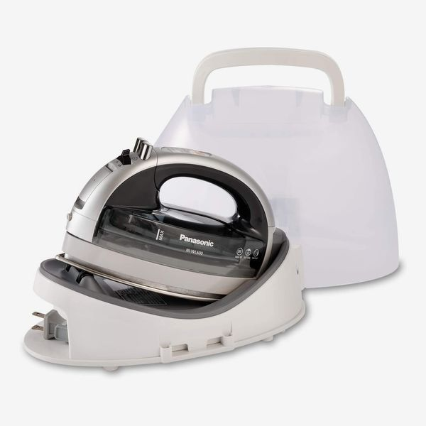 Panasonic Cordless, Portable 1500W Contoured Multi-Directional Steam/Dry Iron