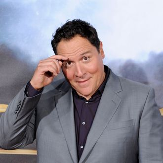 SAN DIEGO, CA - JULY 23: Director/executive producer Jon Favreau attends the Premiere of Universal Pictures