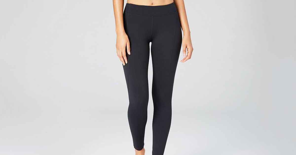 c4cc32e5a2736 I Made Perfect-Length Leggings With Amazon's New Athleisure Line