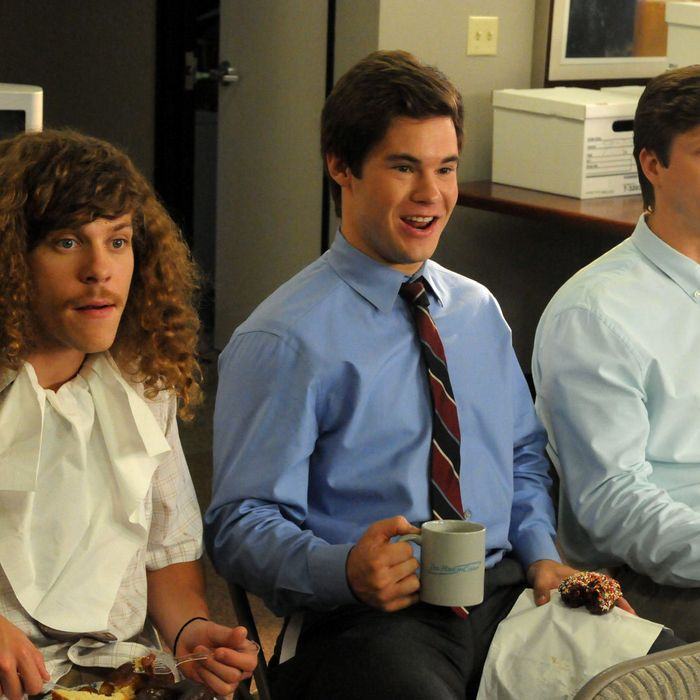 Workaholics Adam Devine Shares His Real Life Work History