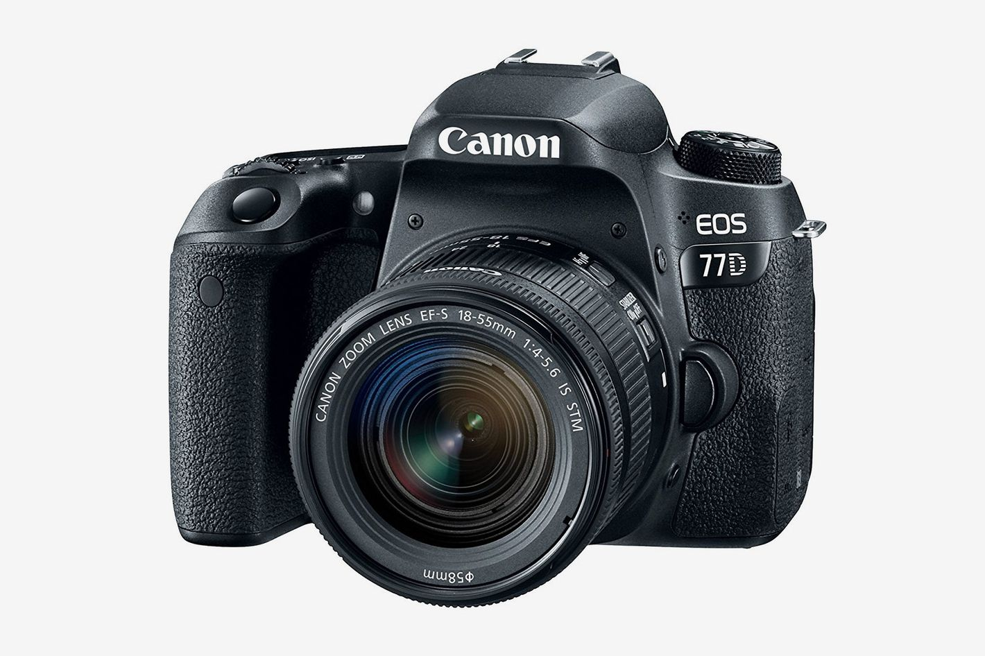 Canon EOS 77D With 18-55 mm lens