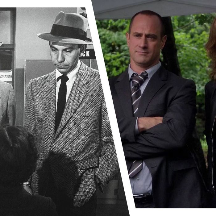 Dragnet and Law & Order: Special Victims Unit.