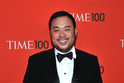Chef David Chang attends the TIME 100 Gala