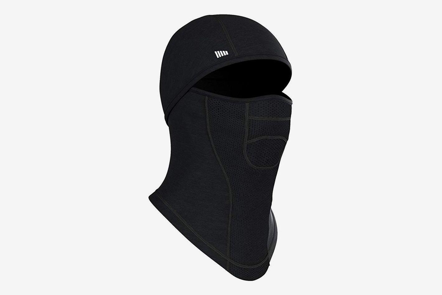 Self Pro Balaclava - Windproof Ski Mask - Cold Weather Face Motorcycle Mask  at Amazon 17ab81132f