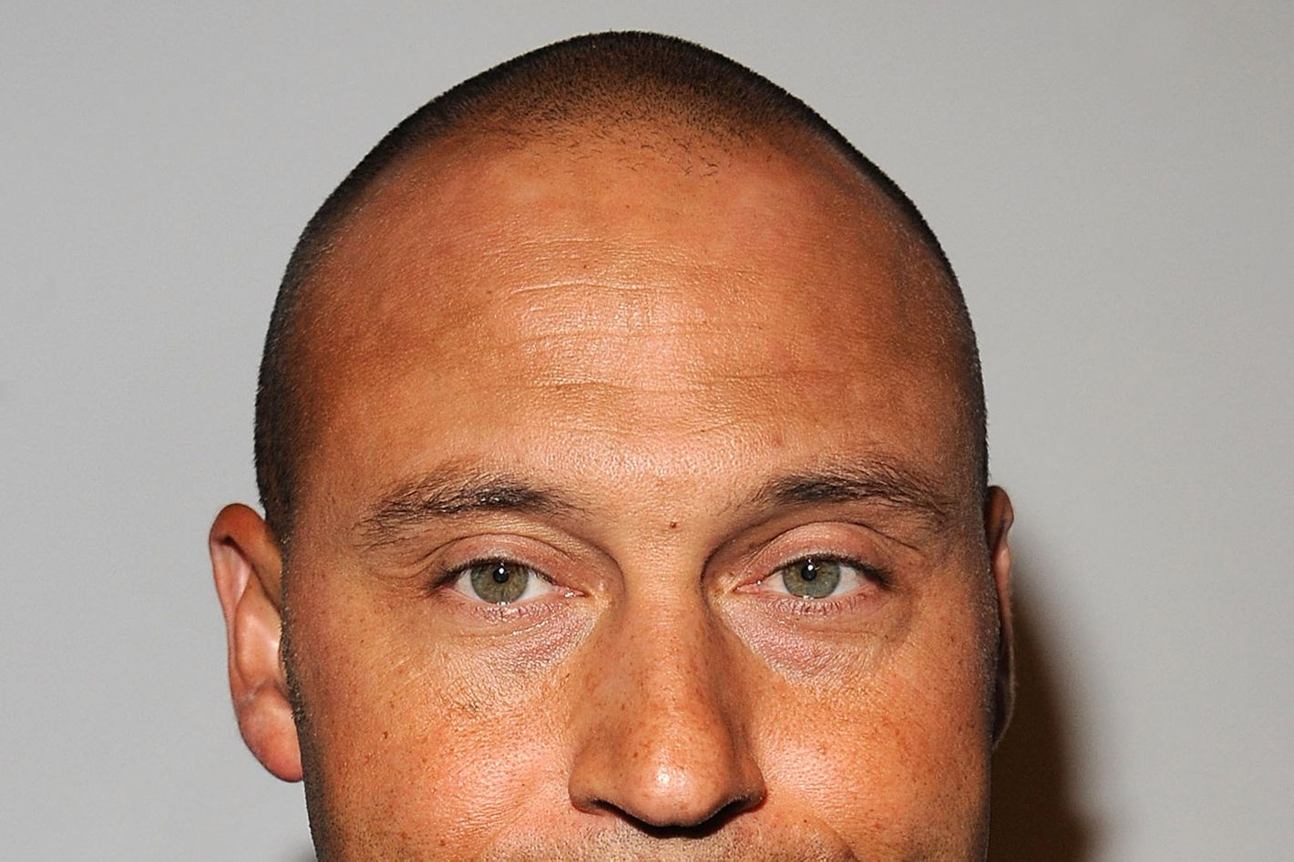 """Derek Jeter attends the Billy Crystal's """"700 Sundays"""" Broadway opening night at Imperial Theatre on November 13, 2013 in New York City."""