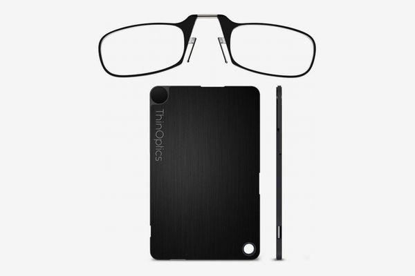 ThinOptics Reading Glasses + FlashCard Case