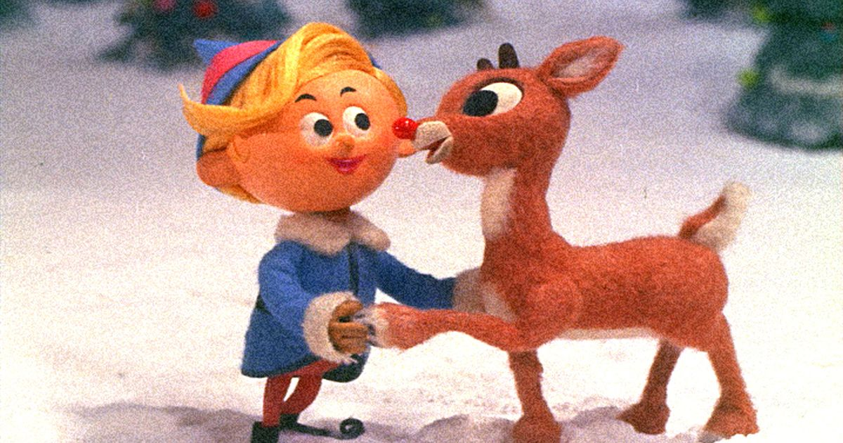 Rudolph Christmas Movie Characters.The Gay Subtext Of Rudolph The Red Nosed Reindeer