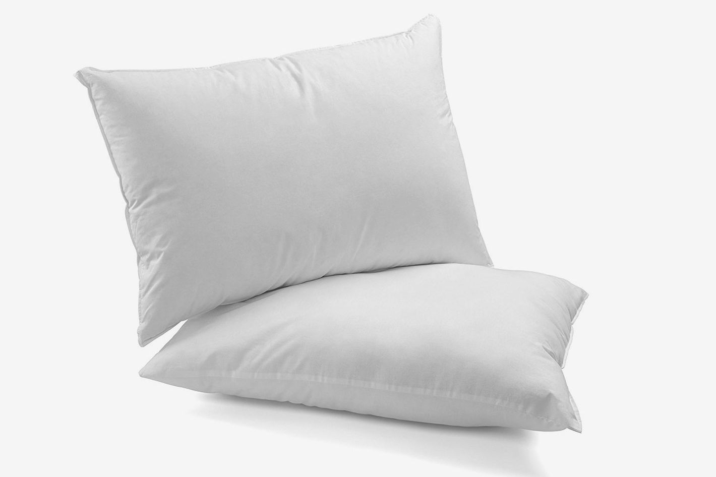 Smarthome Bedding Hotel Collection Plush Down Alternative Pillows Set Of 2