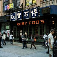 Ruby Foo's Was Actually Still Open Until Last Week