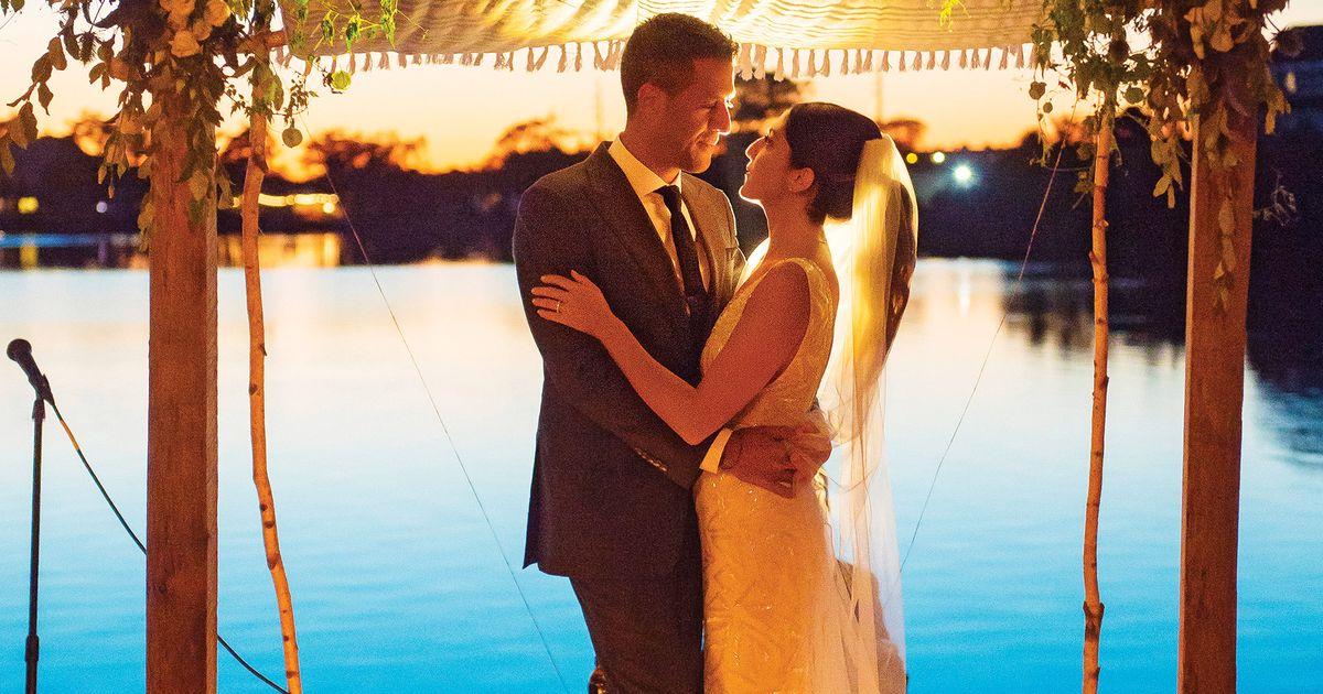 Nymag Real Weddings: Real Wedding Album: Remy And Brett Glassman
