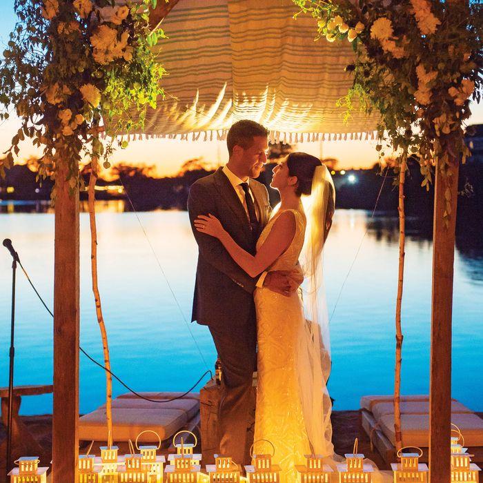 Real Wedding Album Remy And Brett Glassman
