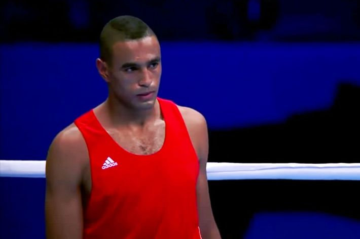 Hassan Saada of Morocco.