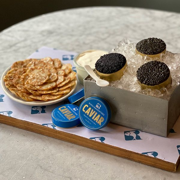Russ & Daughters The American Caviar Gift Set