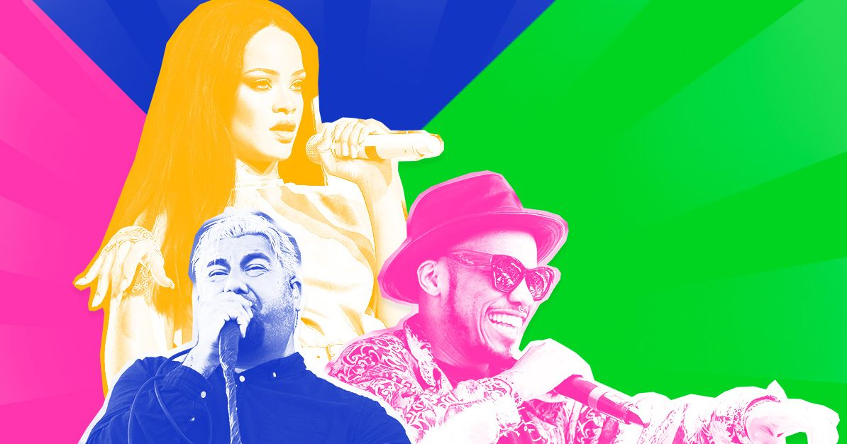 The Best Songs of 2016 (So Far)