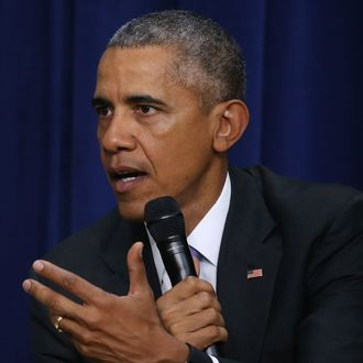 President Obama Hosts Panel On Criminal Justice Reform