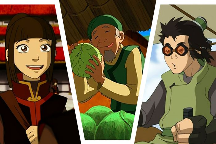 Avatar The Last Airbender S Best Minor Characters Ranked