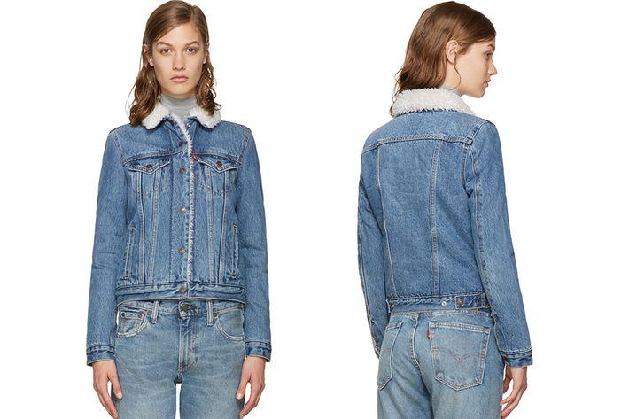 A Fleece-Lined Denim Jacket That's Surprisingly Affordable