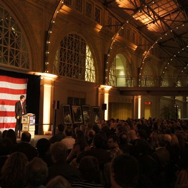 The crowd at last year's Good Food Awards.