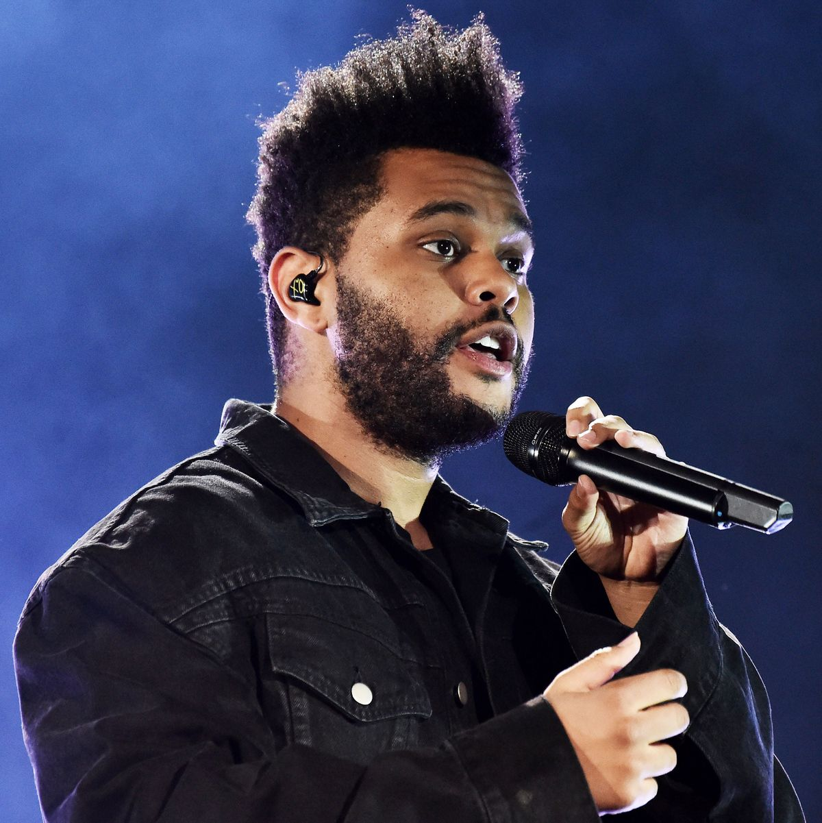 The Weeknd's 'Blinding Lights' Breaks Billboard Chart Record