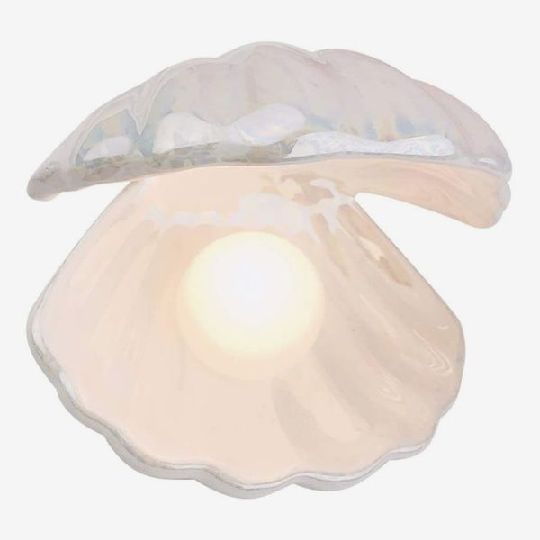 BESPORTBLE Shell Pearl Light Accent Lamp