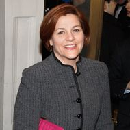"Council Speaker Christine C. Quinn attends the Gore Vidal's ""The Best Man"" Broadway Opening night at the Gerald Schoenfeld Theatre on April 1, 2012 in New York, New York."