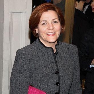 Council Speaker Christine C. Quinn attends the Gore Vidal's