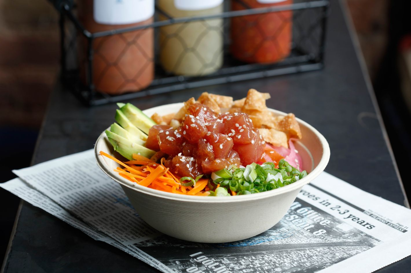 Image result for poke bowl nyc