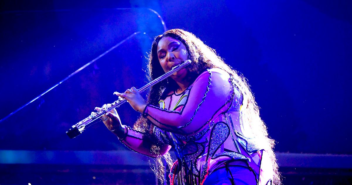 Motion to Give Lizzo's Flute a Grammy