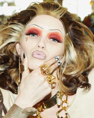 Steven Meisel for Vogue Italia March 2012 Model: Abbey Lee Kershaw