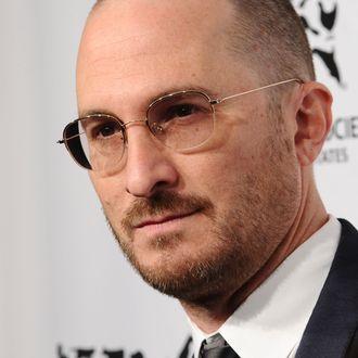 NEW YORK, NY - NOVEMBER 21: Director Darren Aronofsky attends