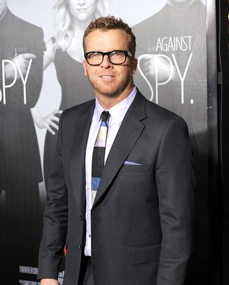 Director McG attends the 'This Means War' Los Angeles premiere held at Grauman's Chinese Theatre on February 8, 2012 in Hollywood, California.