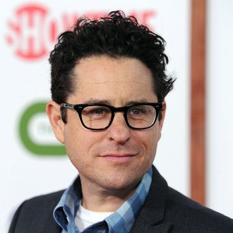 BEVERLY HILLS, CA - AUGUST 03:Producer/Director J.J. Abrams arrives at the TCA Party for CBS, The CW and Showtime held at The Pagoda on August 3, 2011 in Beverly Hills, California.