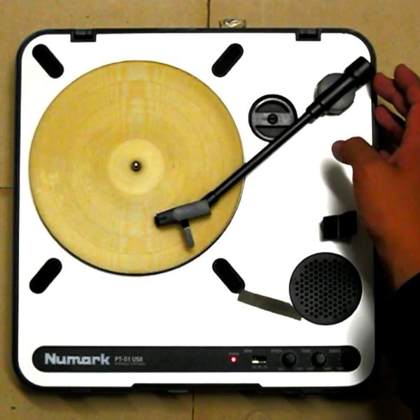 This Guy Turned a Tortilla Into a Record That Actually Plays Music